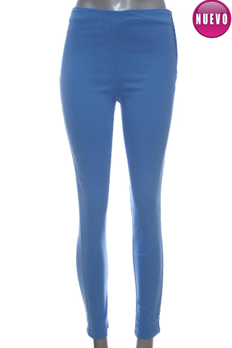 Pantalón Casual color Azul - VICTOR DEL PERAL