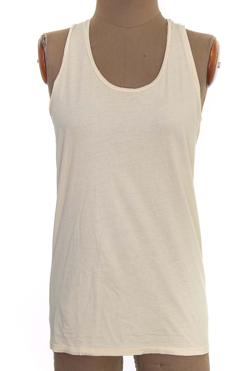 Top / Camiseta color Beige - Seven Seven
