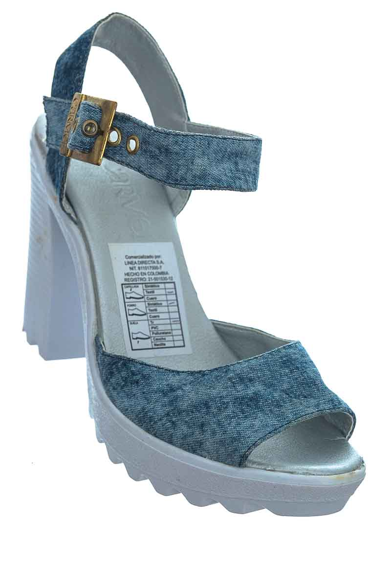 Zapatos color Azul - Carmel