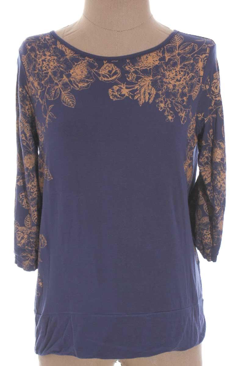 Top / Camiseta color Azul - Southland