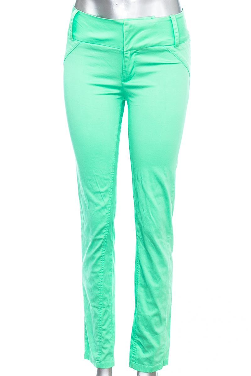 Pantalón color Verde - FDS