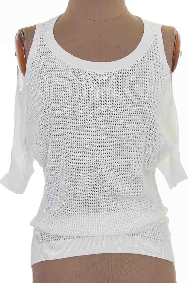 Sweater color Blanco - Express
