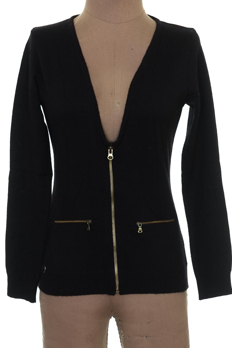 Sweater color Negro - SFILER