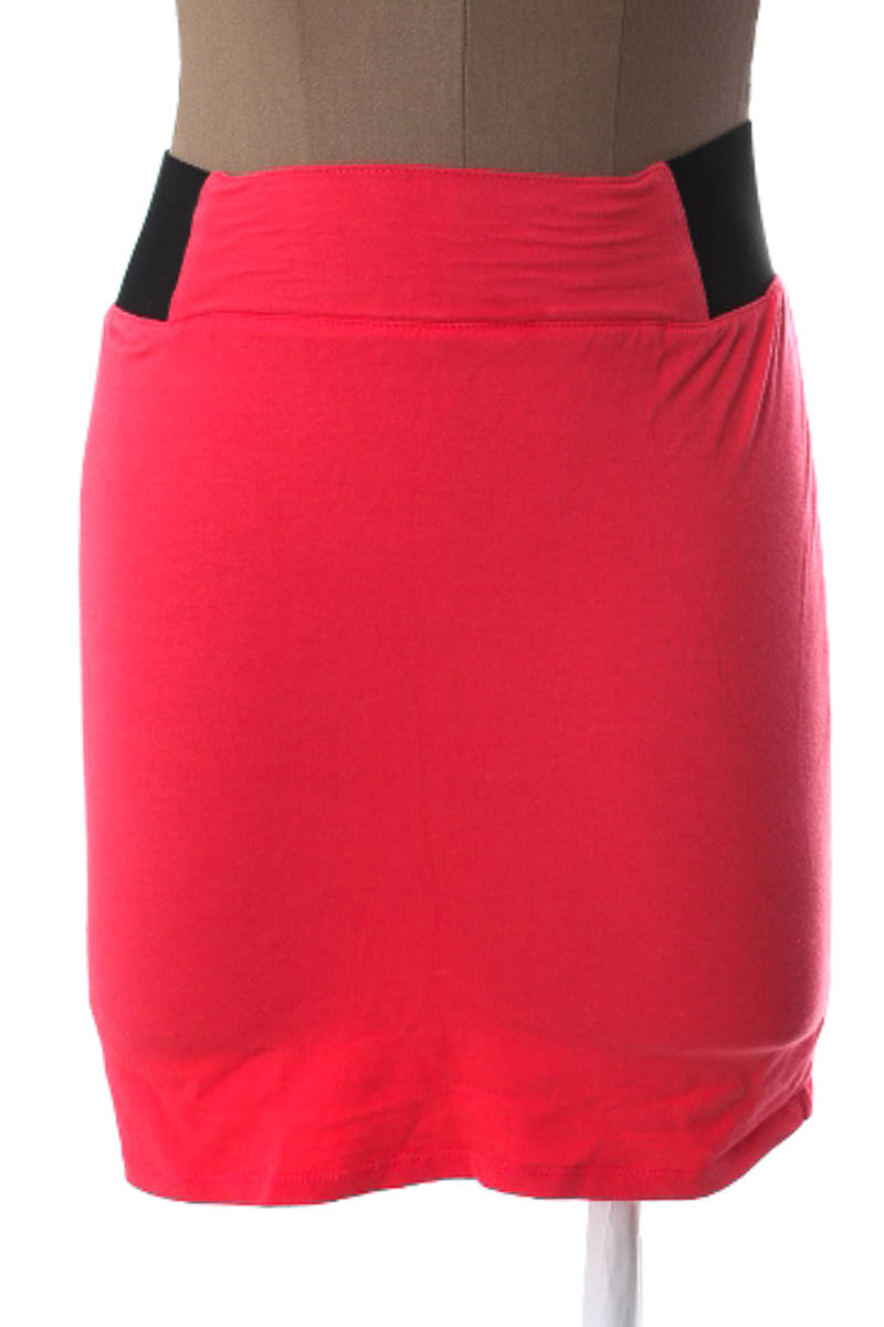 Falda Casual color Rojo - Xhilaration