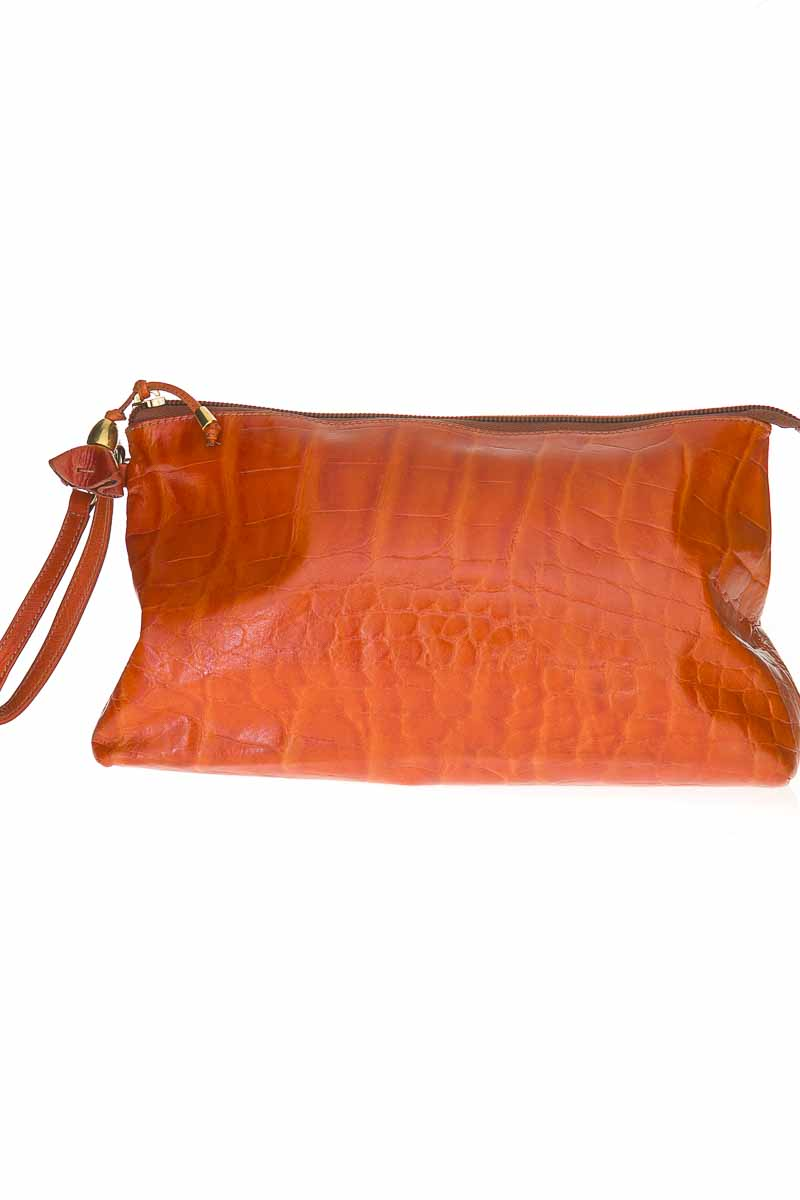 Cartera / Bolso / Monedero Monedero color Naranja - Closeando