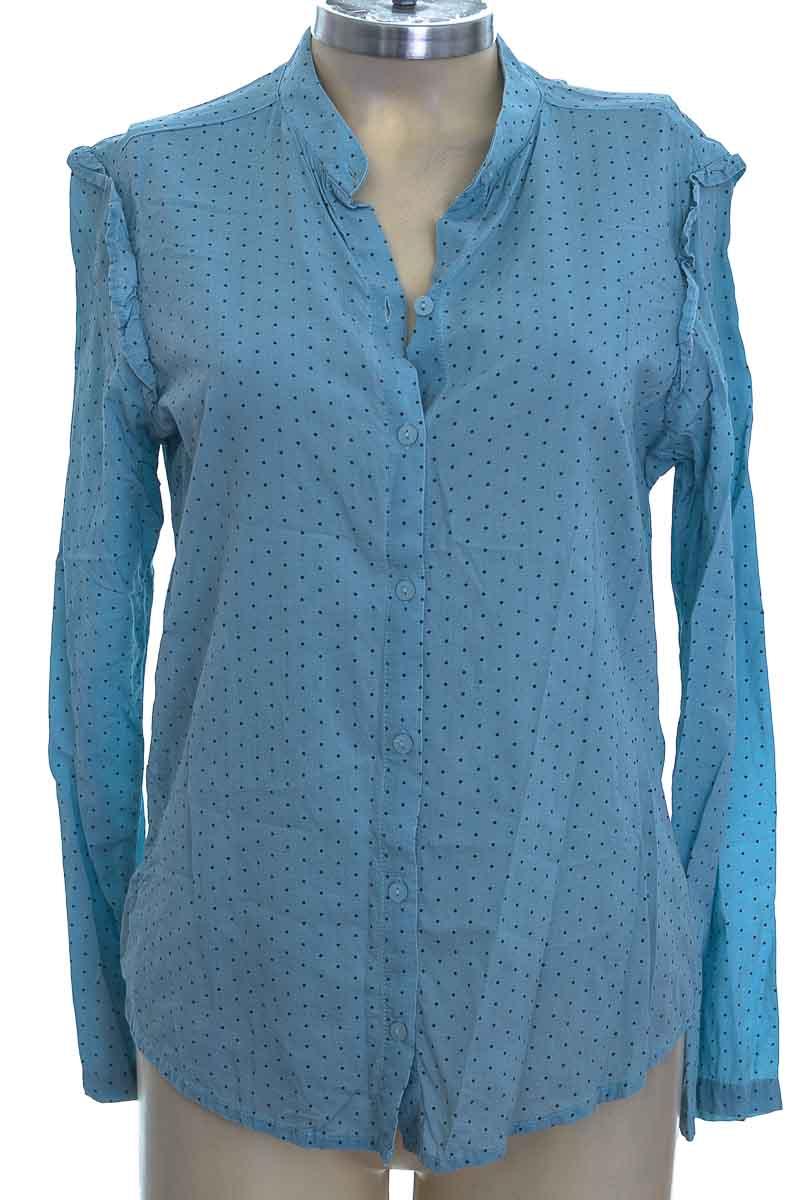 Blusa color Azul - Closeando