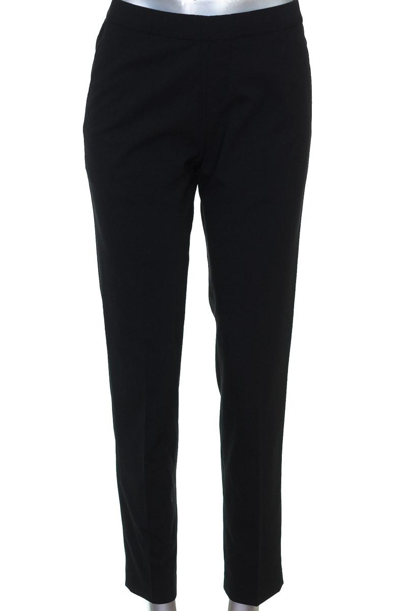 Pantalón color Negro - UNI QLO