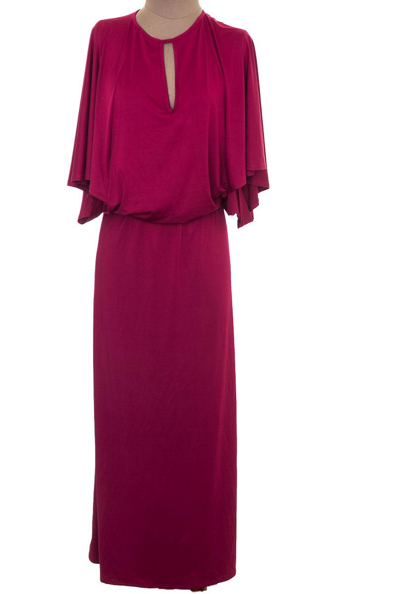 Vestido / Enterizo color Vinotinto - Azulu