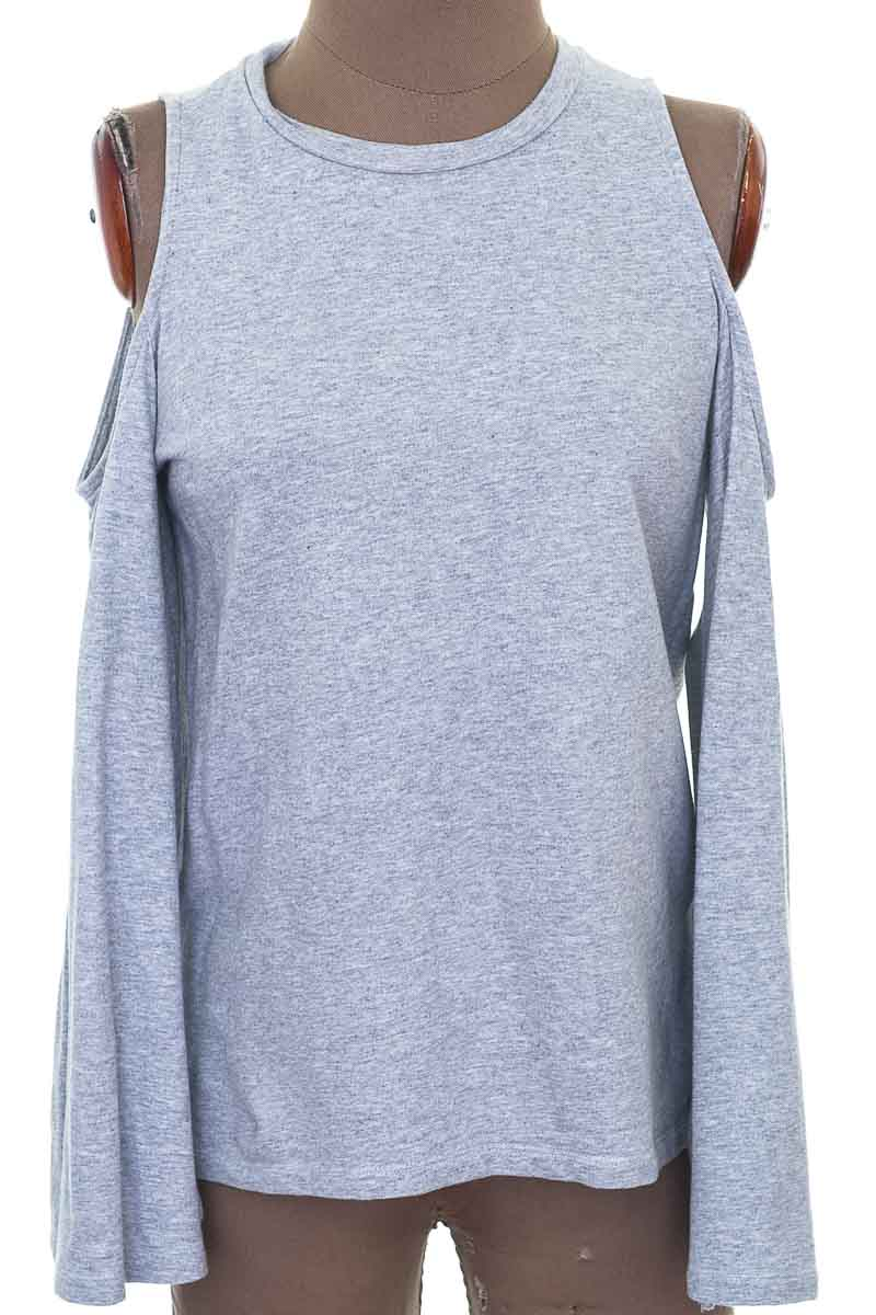 Sweater color Gris - Pull & Bear