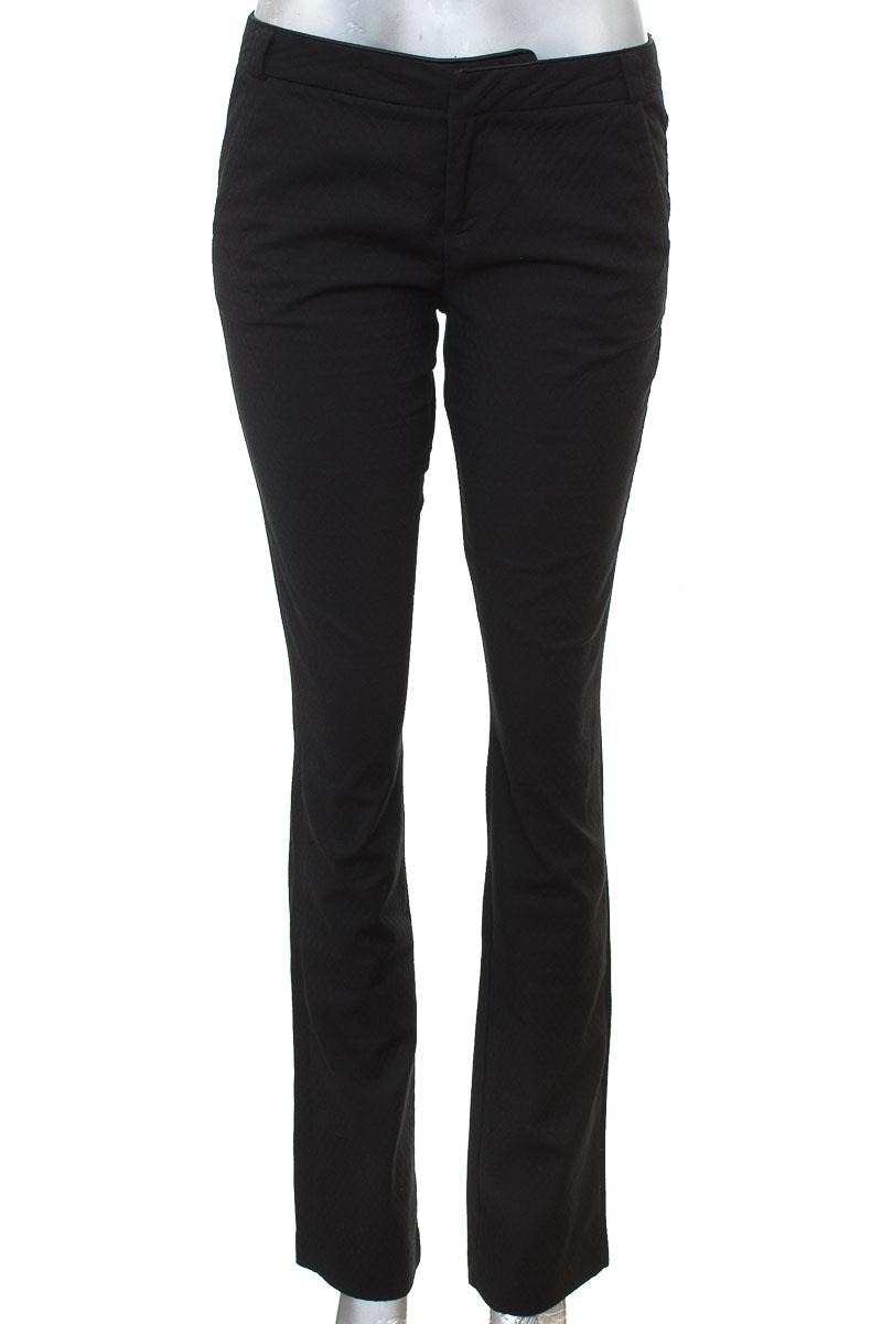 Pantalón Jeans color Negro - NAF NAF