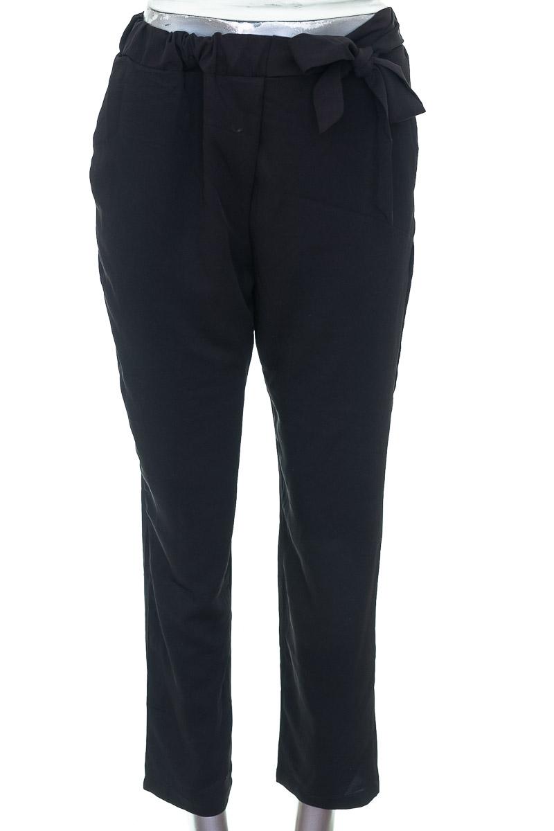 Pantalón Casual color Negro - SUYE