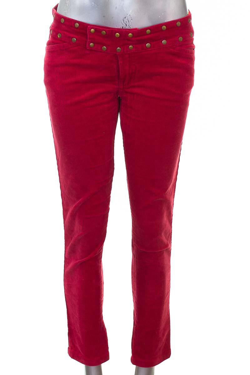 Pantalón color Rojo - Chevignon