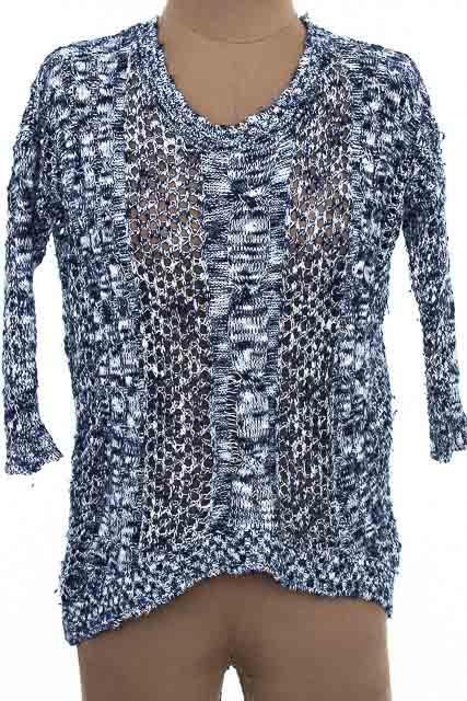 Sweater color Azul - ELA