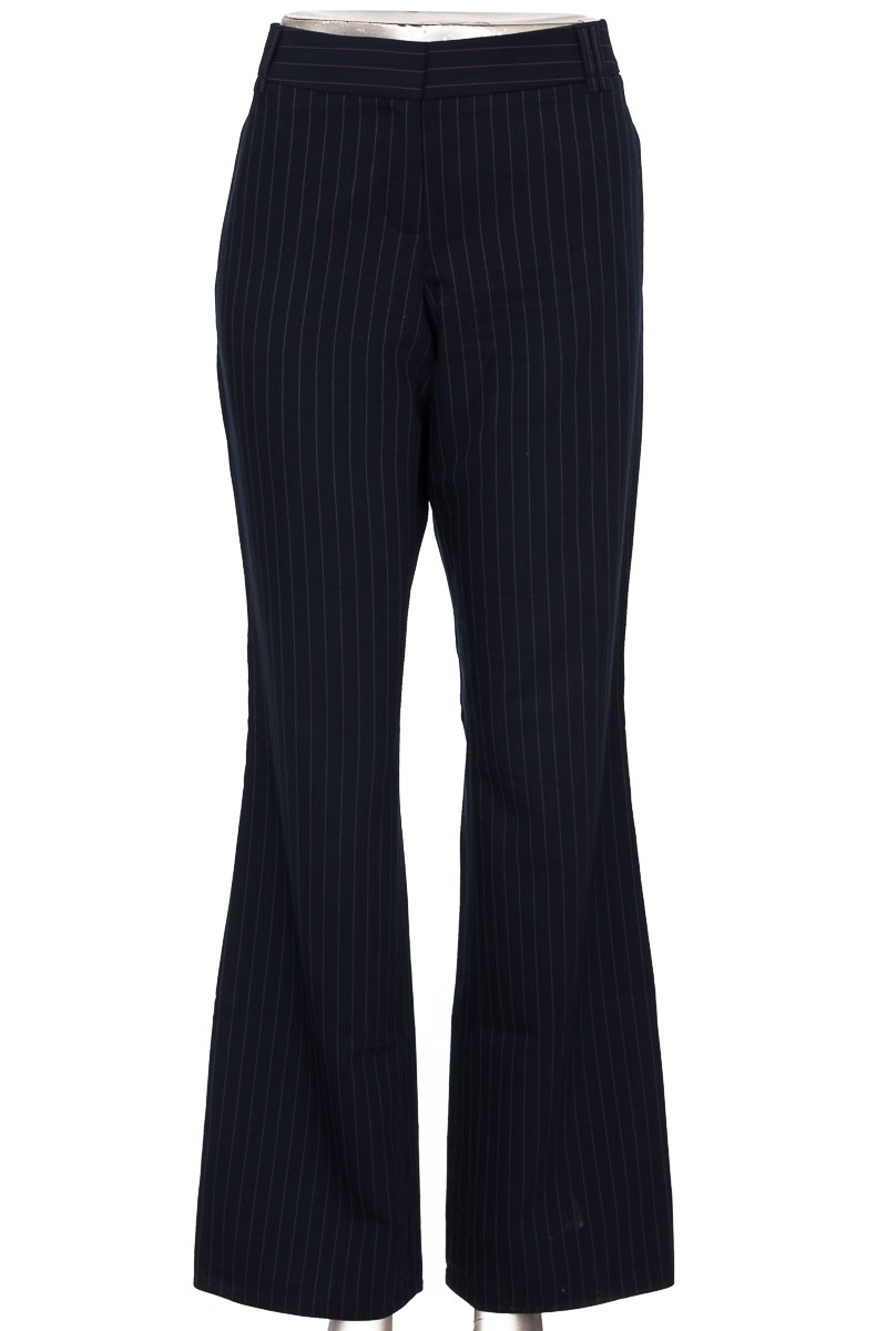 Pantalón Formal color Azul - Esprit