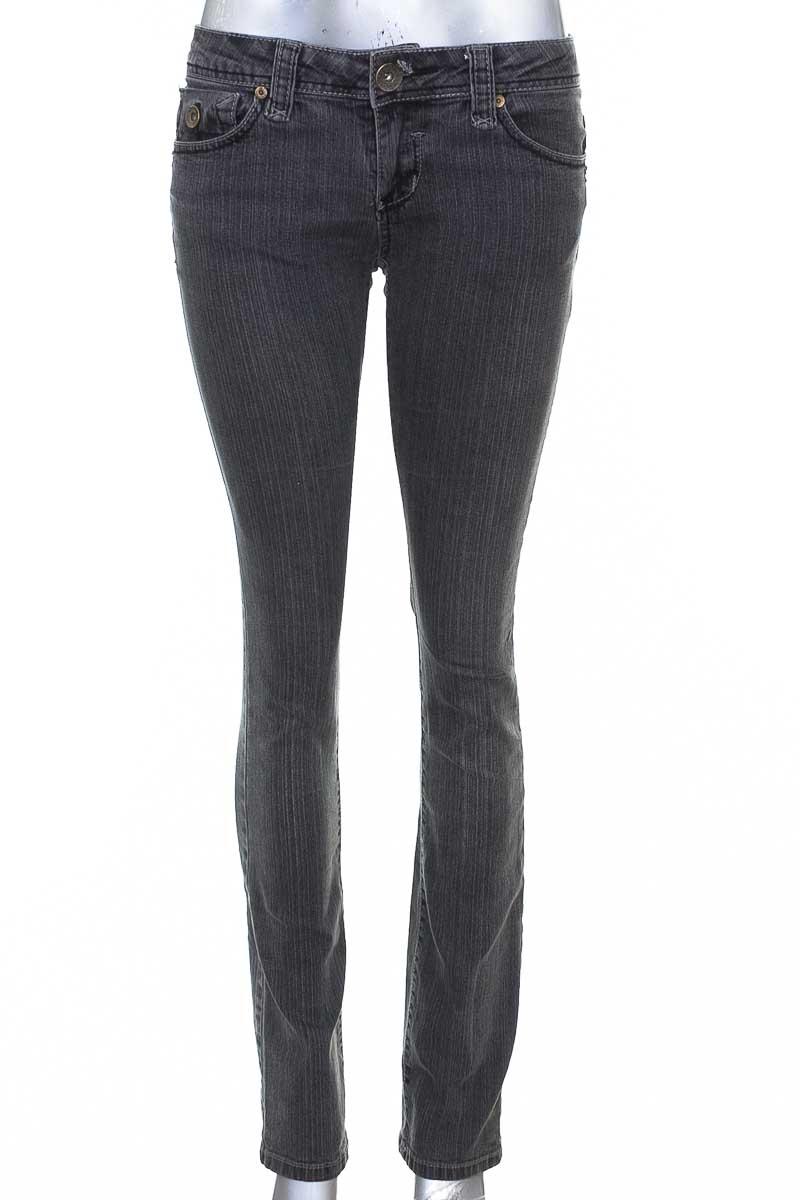 Pantalón Jeans color Gris - XOXO