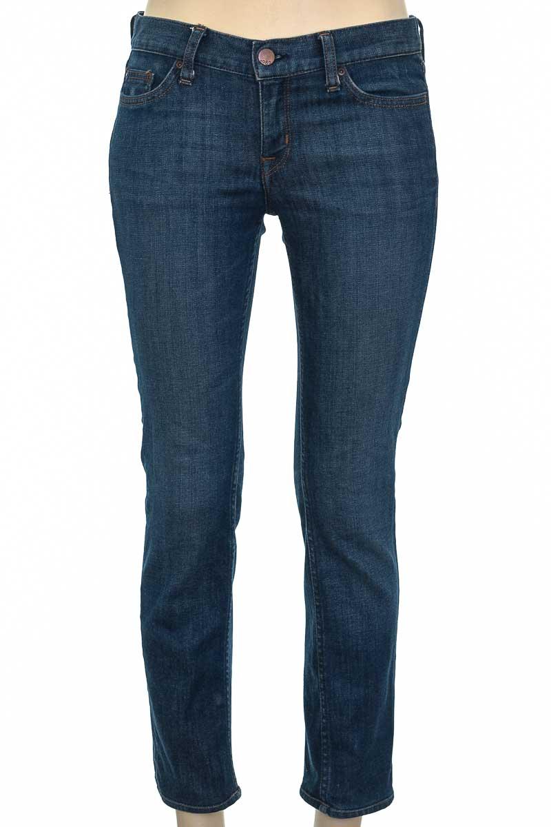 Pantalón color Azul - GAP