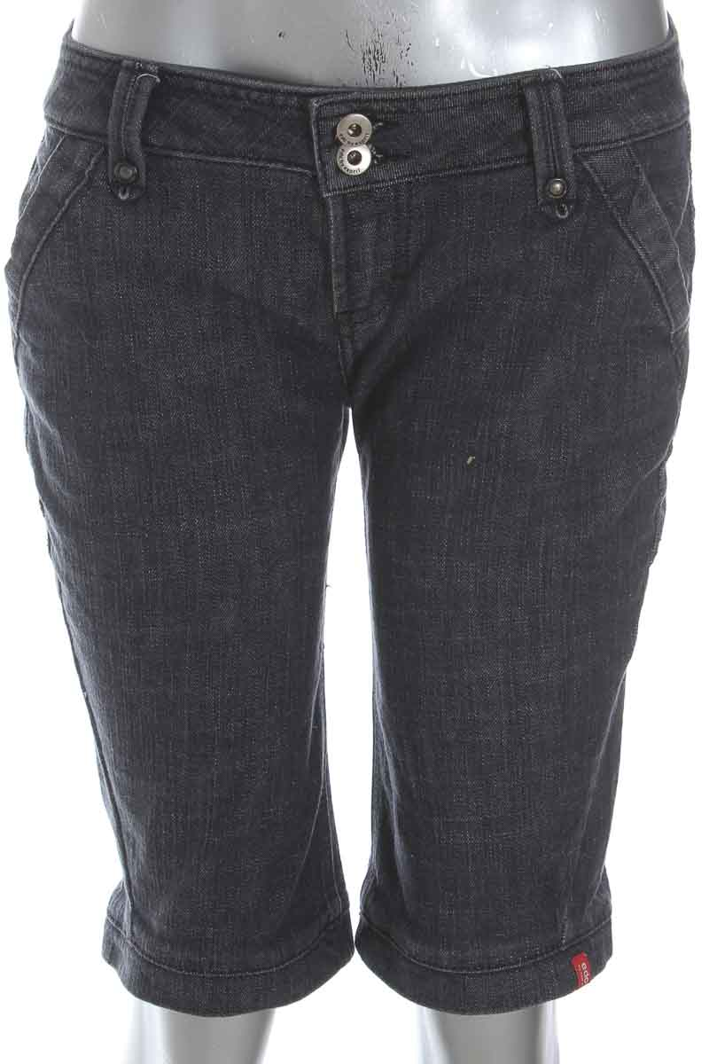 Short Jean color Gris - Esprit