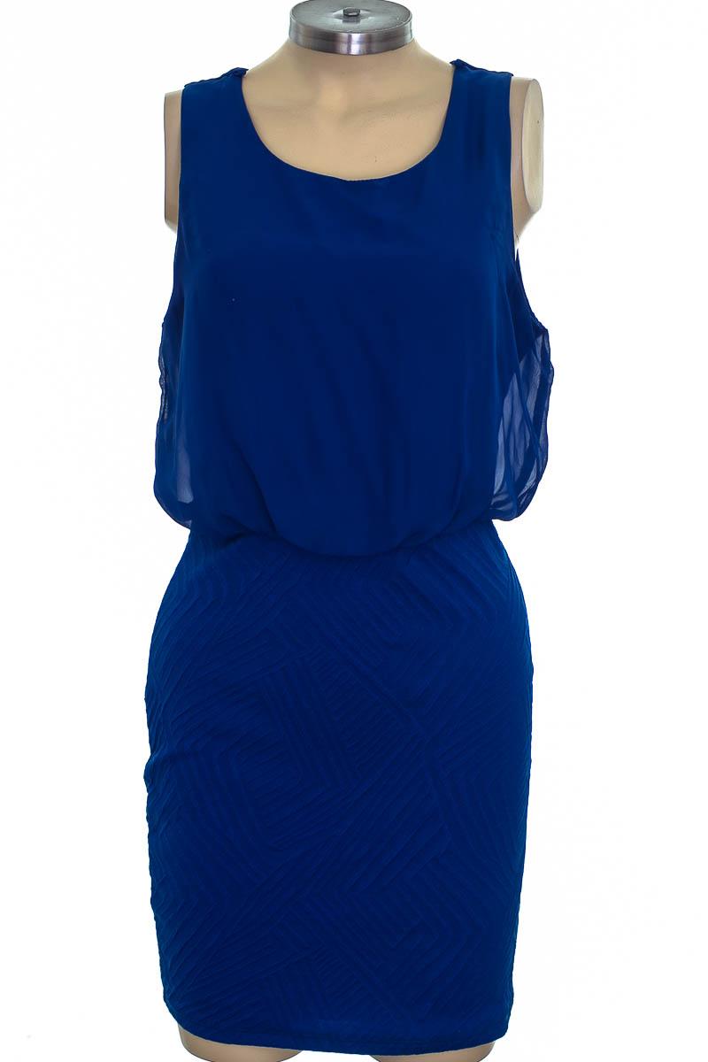 Vestido / Enterizo color Azul - Carolina Mondragon