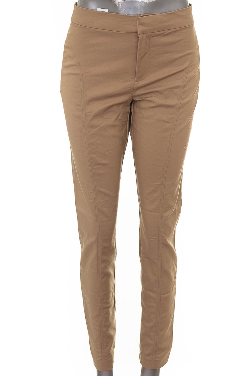Pantalón Formal color Beige - Gef