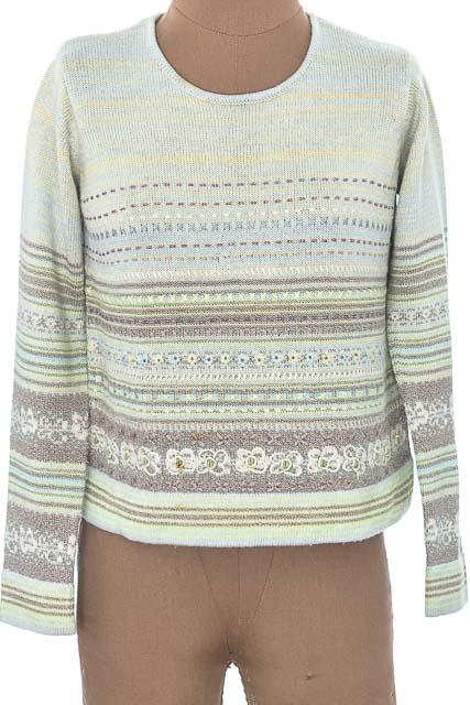 Sweater color Verde - Sigrid Olsen