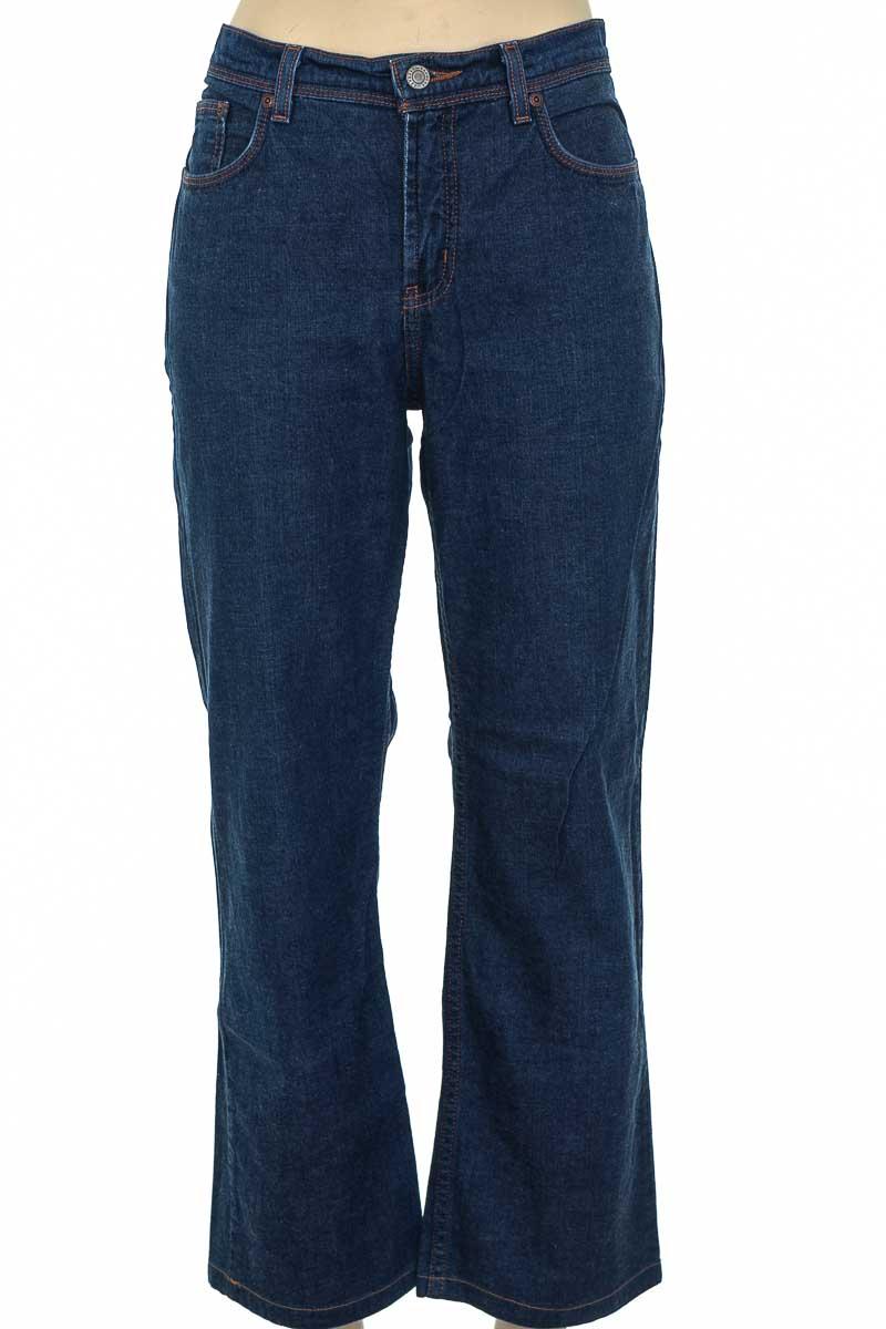 Pantalón color Azul - Express