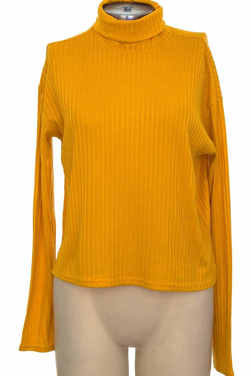 Sweater color Amarillo - H&M