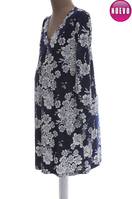 Vestido color Azul - Glamour