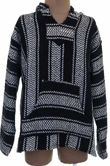Sweater color Negro - Baja Joe