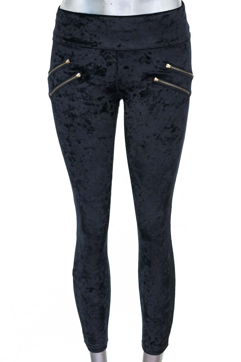 Pantalón Casual color Negro - Harold Rozo