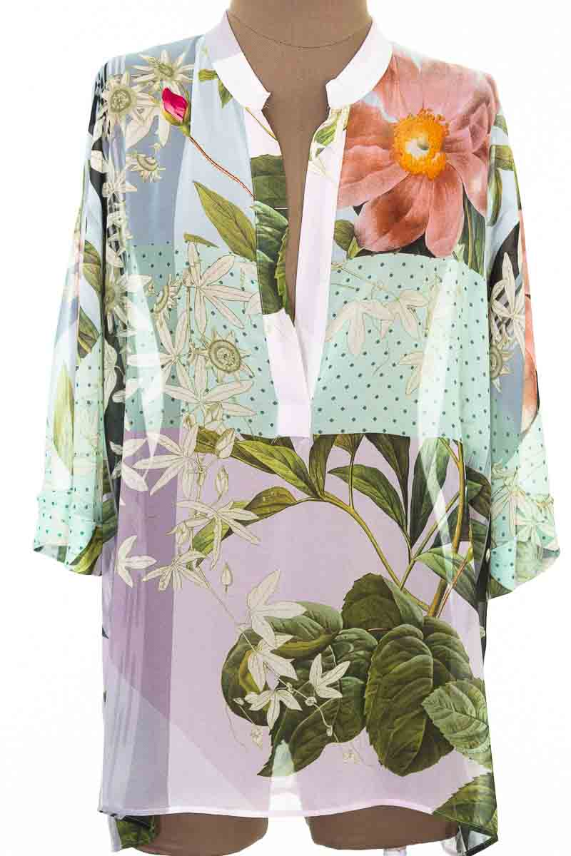 Blusa color Estampado - Diana Gallesi
