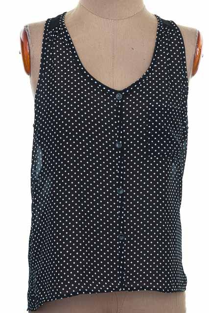 Top / Camiseta color Negro - La Scala