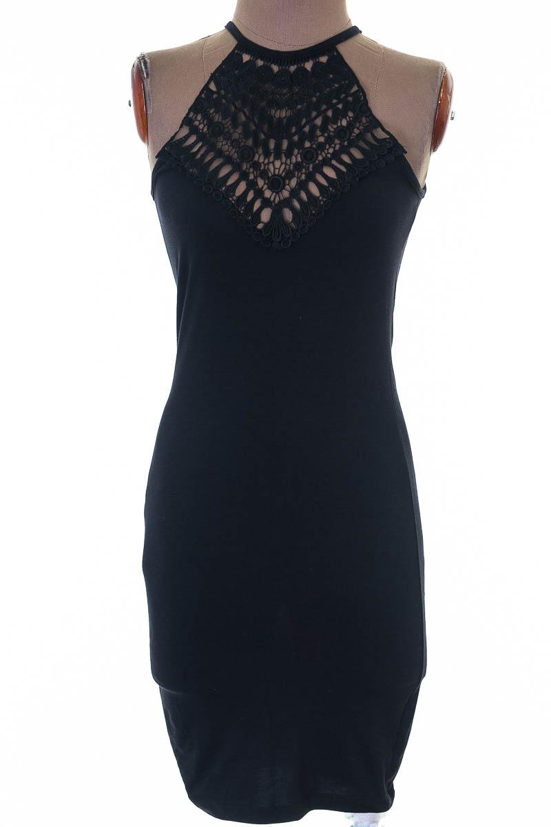 Vestido / Enterizo Casual color Negro - Carmel