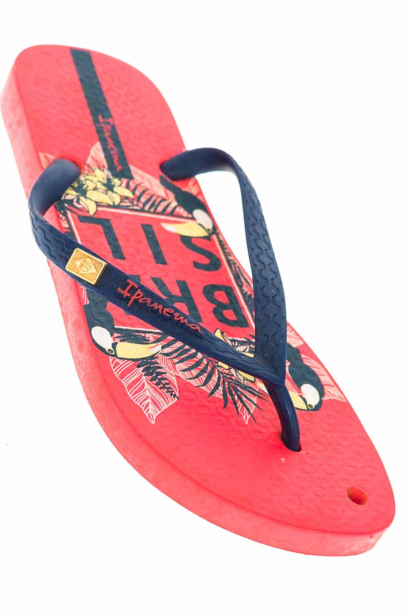 Zapatos color Naranja - Ipanema