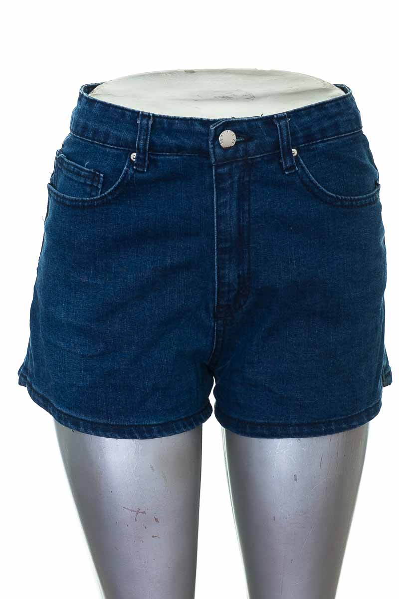Short Jean color Azul - Forever 21