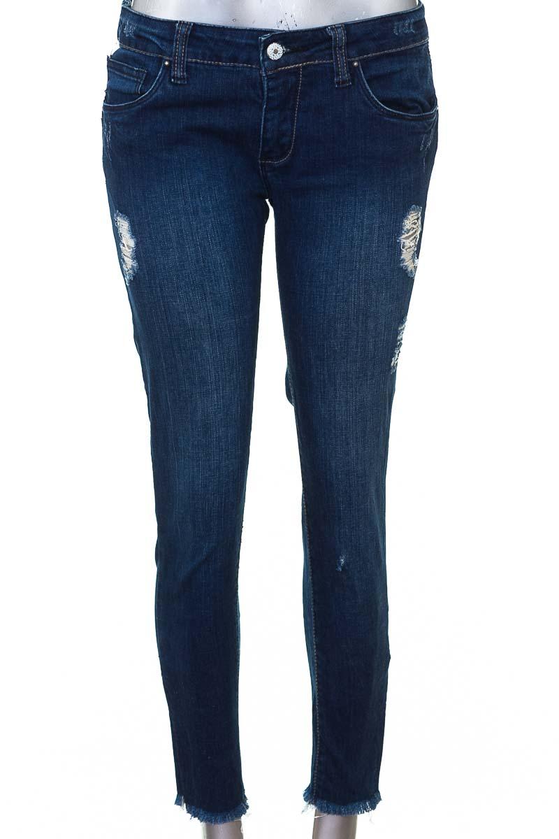 Pantalón Jeans color Azul - Mossimo