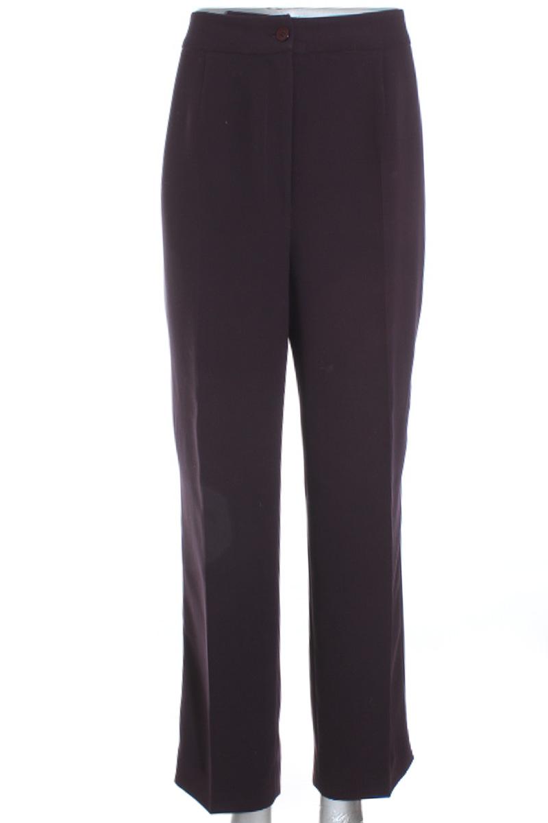 Pantalón Formal color Morado - Juana Marulanda