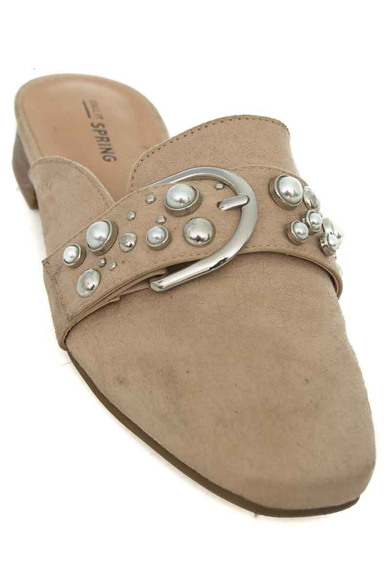 Zapatos Baleta color Beige - Spring