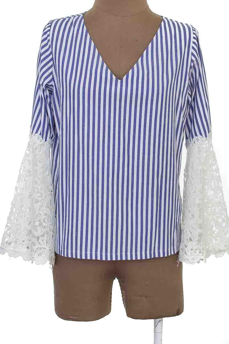 Blusa color Azul - khoul