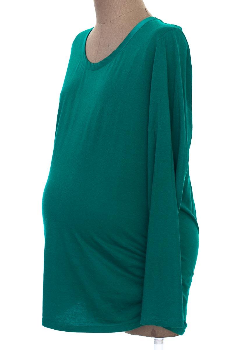 Top color Verde - Motherhood