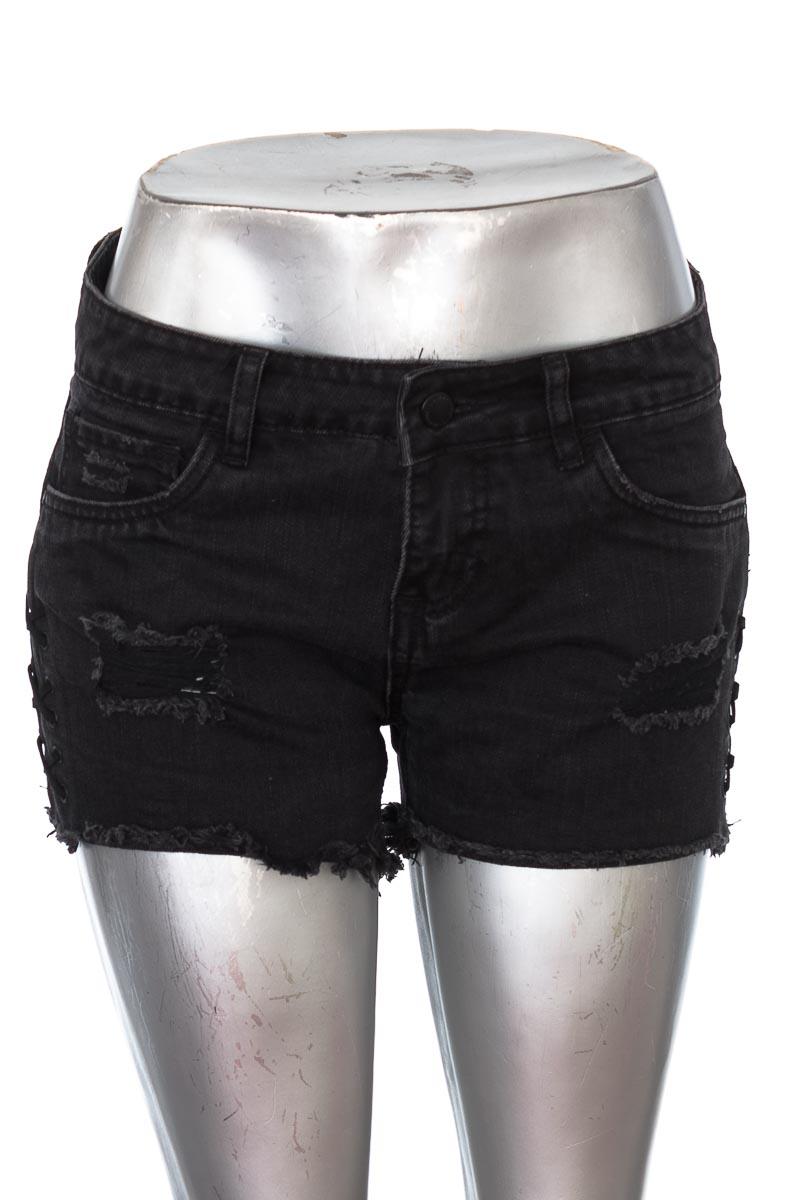 Short Jean color Negro - Mossimo