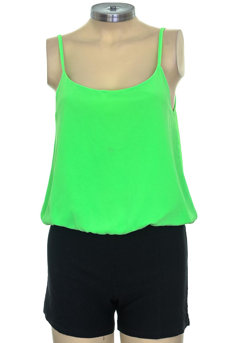 Vestido / Enterizo color Verde - Caty Ross