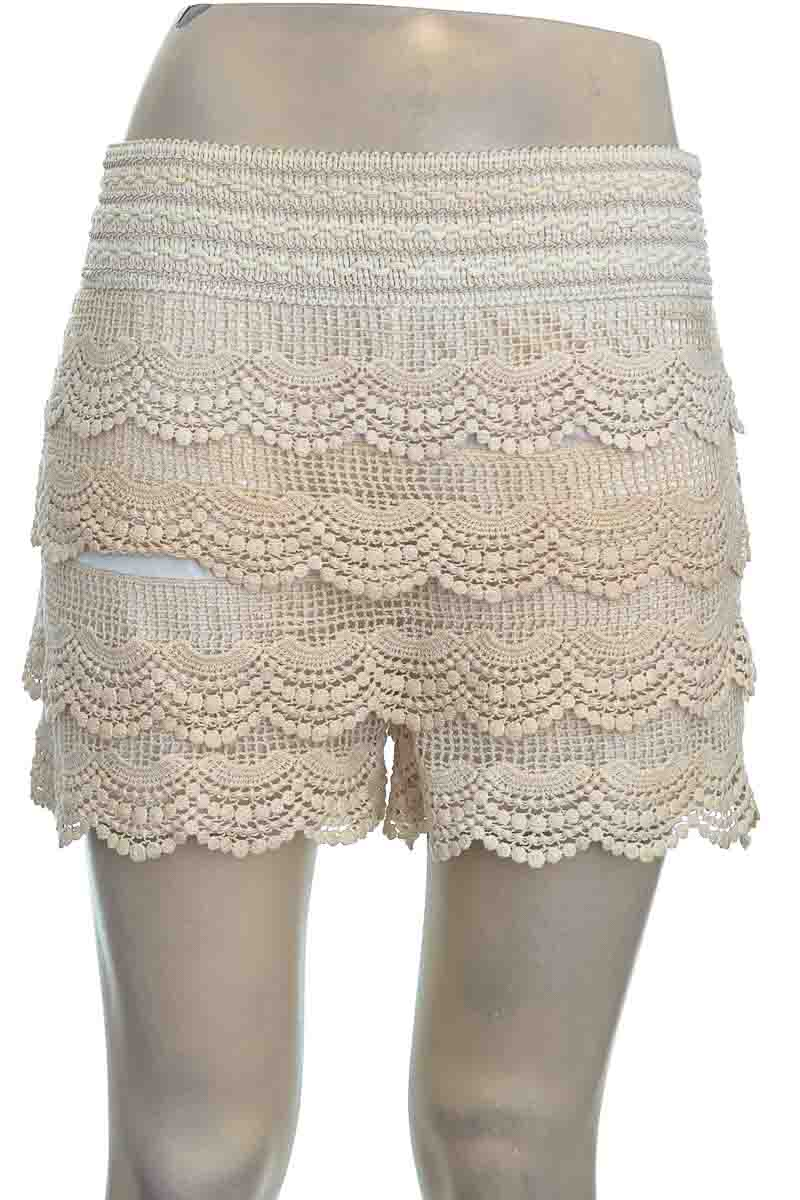 Short color Beige - Musa