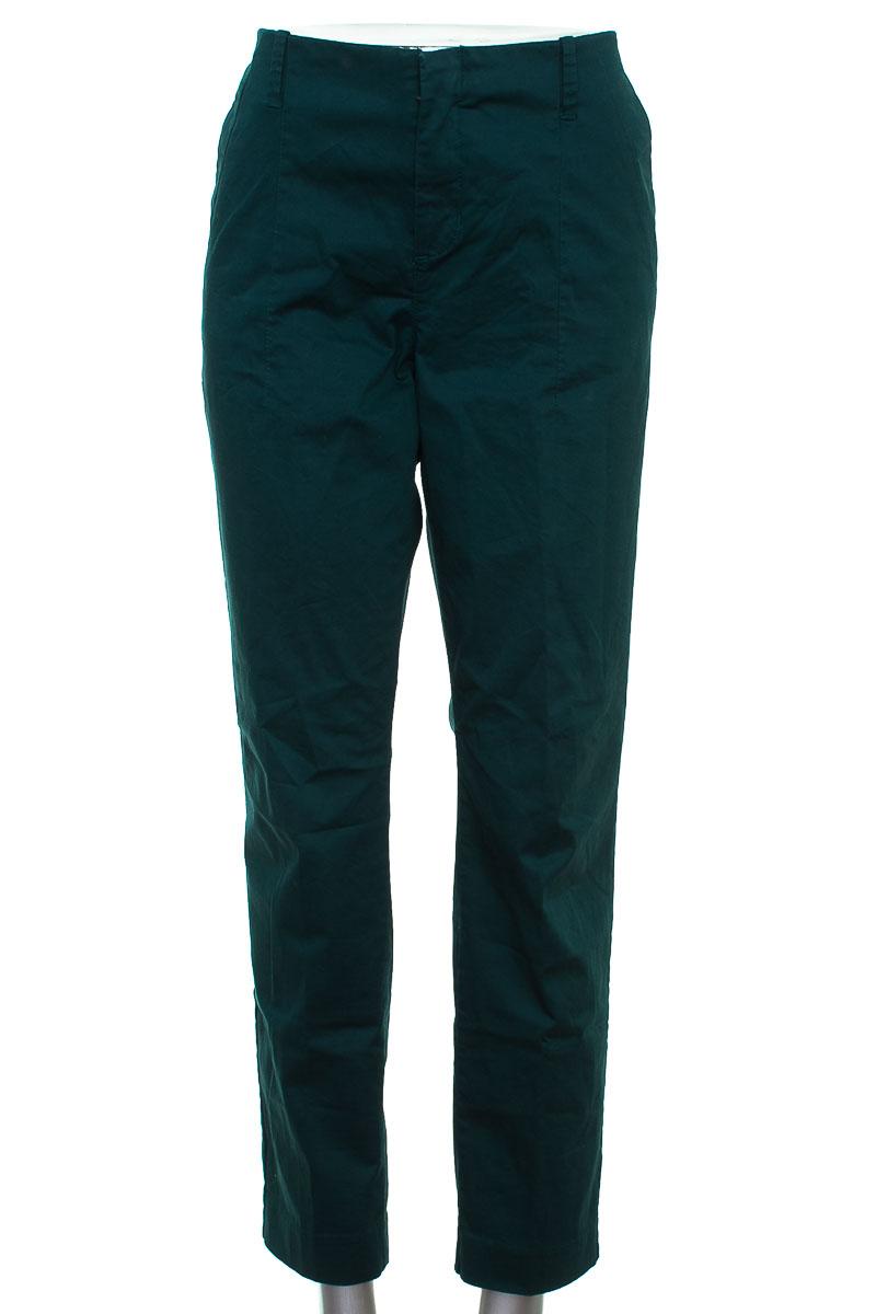 Pantalón Casual color Verde - Gef