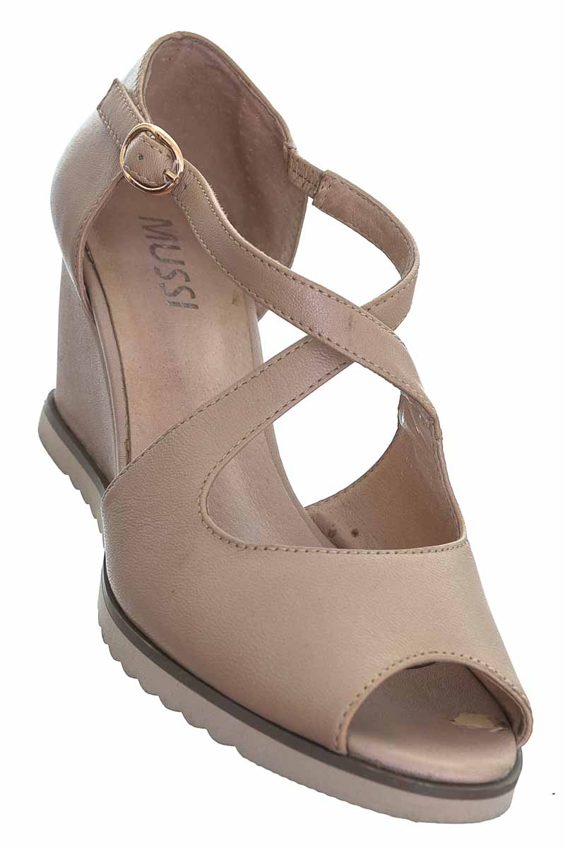 Zapatos color Beige - Mussi