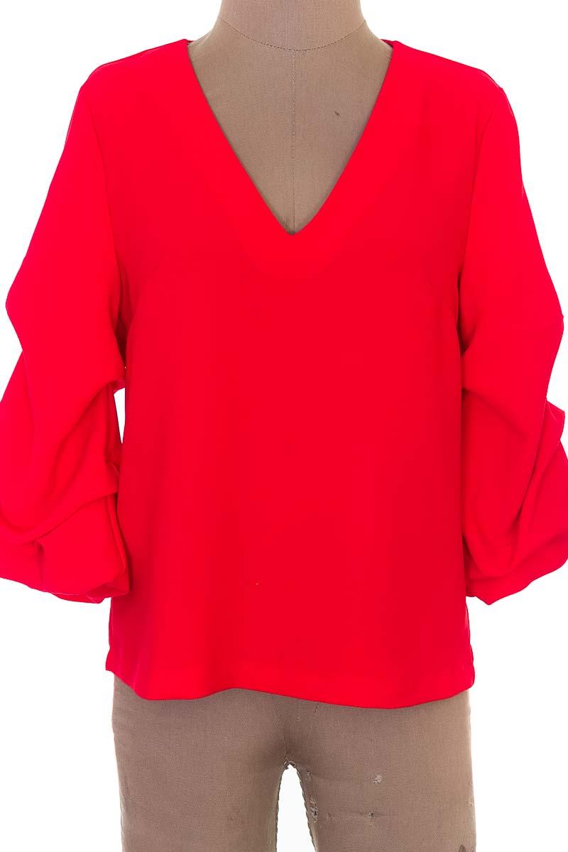 Blusa color Rojo - H & M