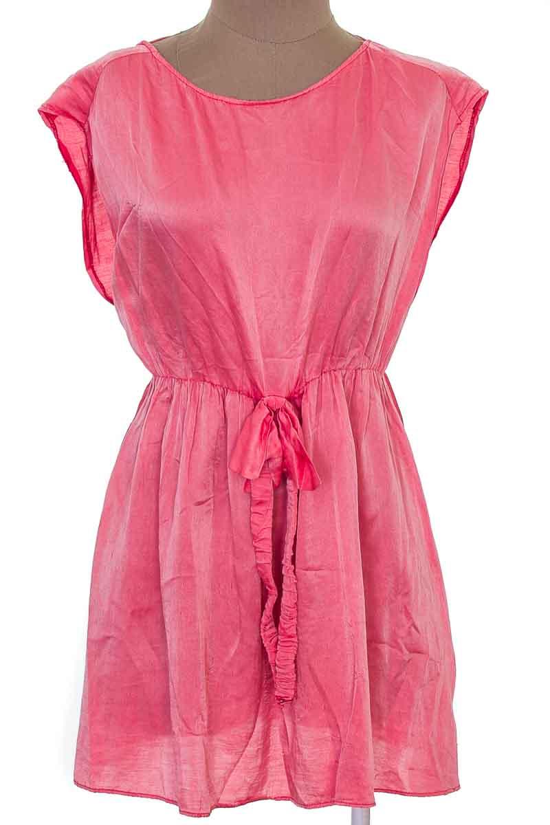Vestido / Enterizo Casual color Rosado - Zara