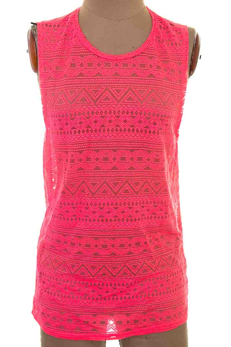 Top / Camiseta color Rosado - H&M