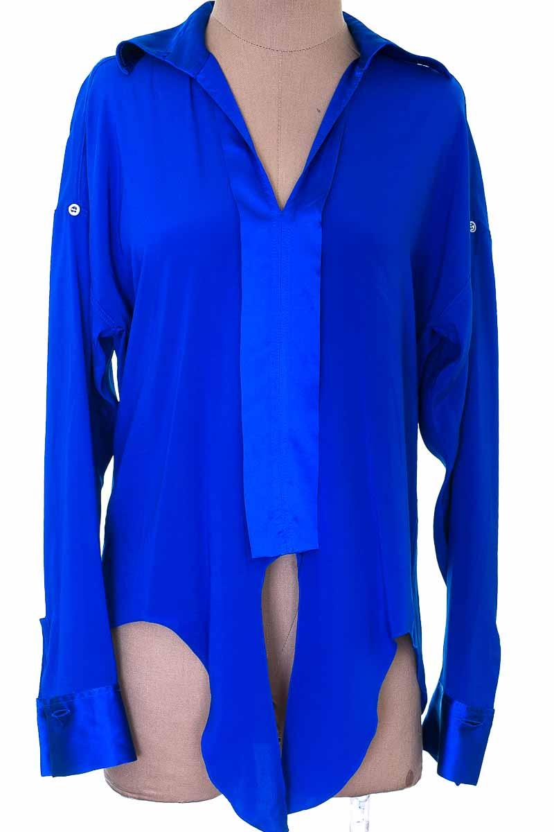 Blusa color Azul - Silvia Tcherassi