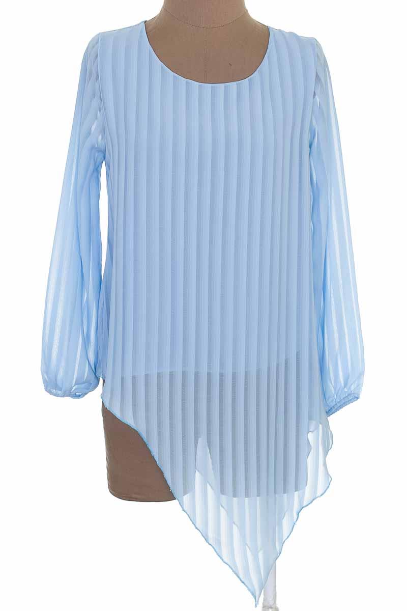 Blusa color Azul - Kimod