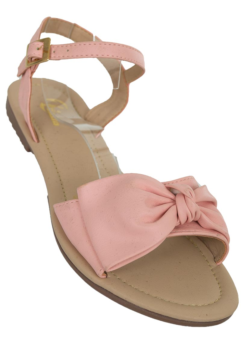 Zapatos Sandalia color Rosado - Bata